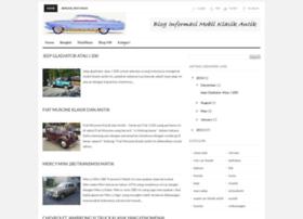gambarmobilklasik.blogspot.com