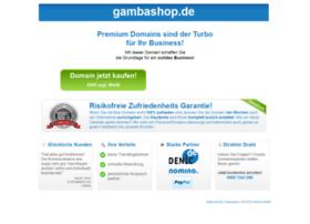 gambashop.de