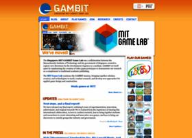 gambit.mit.edu