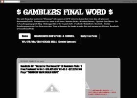 gamblersfinalword.blogspot.com