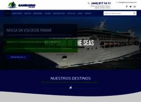 gambusinoviajes.com