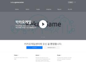 game-analytics.kakao.com