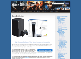 game-distribution.com