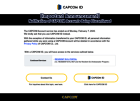 game.capcom.com