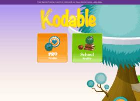 game.kodable.com