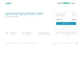 gameangrybirds.com