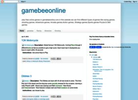 gamebeeonline.blogspot.in