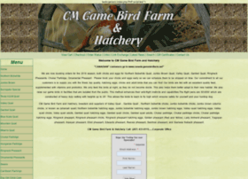 gamebirdfarm.net