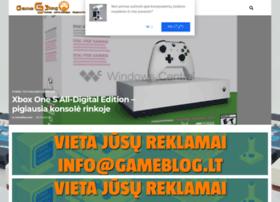 gameblog.lt