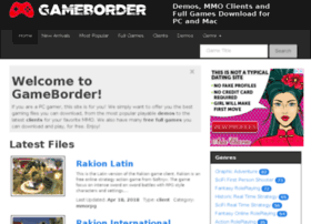gameborder.com