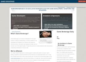 gamebrokerage.com