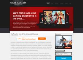 gamecaptain.co.uk