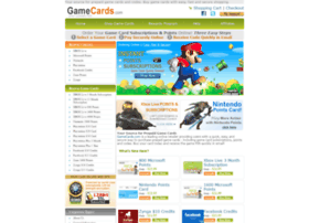 gamecards.com