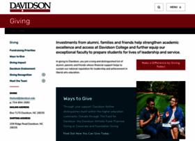 gamechangers.davidson.edu
