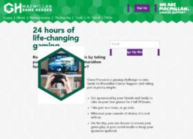 gamechangers.macmillan.org.uk