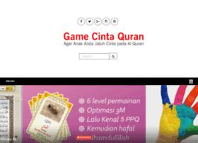 gamecintaquran.com