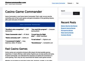 gamecommander.com