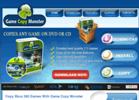 gamecopymonster.com