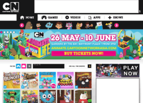 gamecreator.cartoonnetwork.com.au