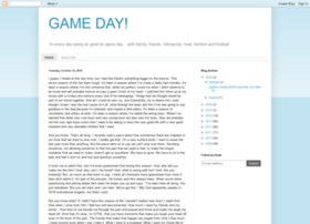 gamedaylife.blogspot.com