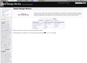 gamedesign.wikidot.com