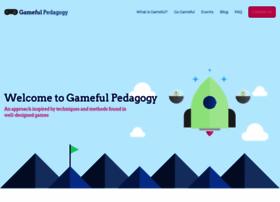 gamefulpedagogy.com