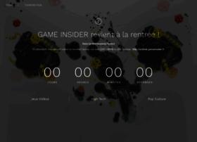 gameinsider.fr