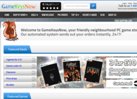 gamekeysnow.com