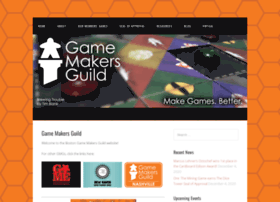 gamemakersguild.com