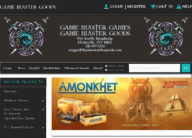 gamemastergoods.crystalcommerce.com