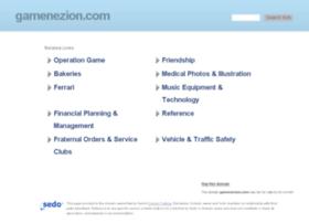 gamenezion.com