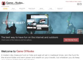 gameofkodes.com