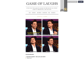 gameoflaughs.tumblr.com
