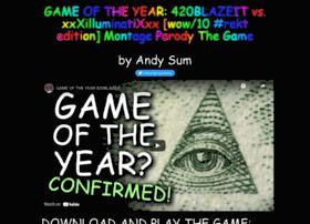 gameoftheyear420blazeit.com