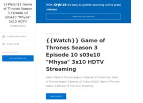 gameofthrones-s3xe10-streaming.pressdoc.com