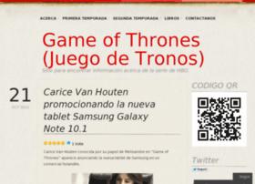 gameofthroneses.wordpress.com