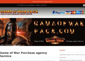 gameofwarpack.com
