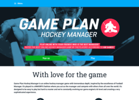 gameplanhockey.com