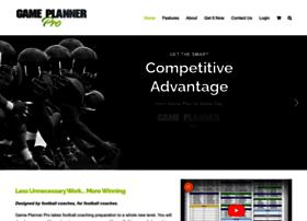 gameplannerpro.com
