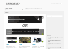 gamerbeef.com