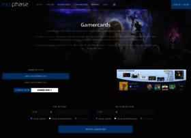 gamercards.exophase.com