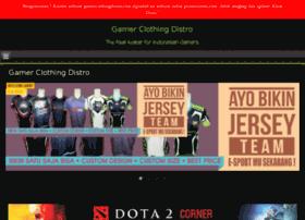 gamerclothingdistro.com