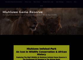 gamereservehluhluwe.com