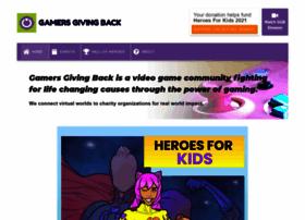 gamergivingback.com