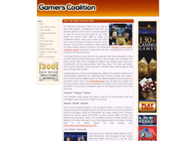 gamers-coalition.com