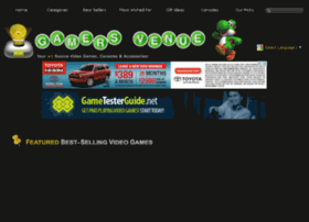 gamers-venue.com