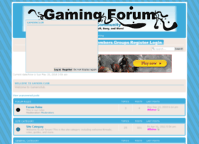 gamersclub.2forum.biz