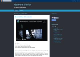gamerssavior.blogspot.com