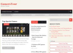 gamerstour.com