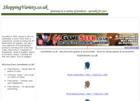 games-accessories.shoppingvariety.co.uk